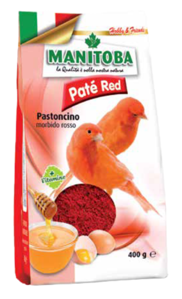 MANITOBA Pate Red Egg Food (400g)