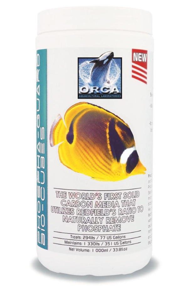 ORCA LAB Phospha-Guard BIO-Cubes (BLUE)