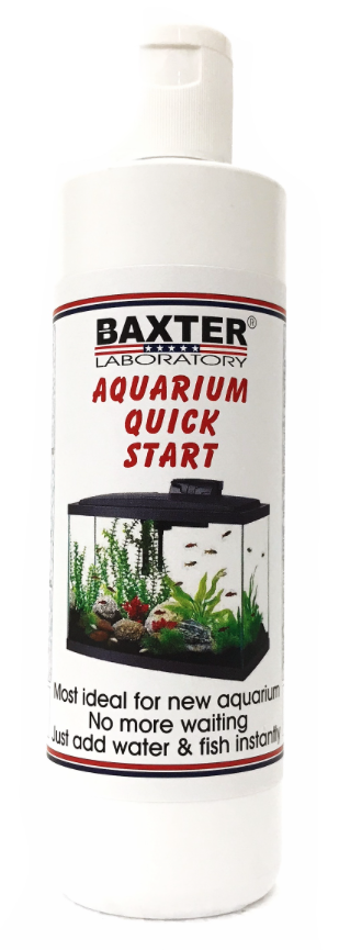 BAXTER (AQUA) Aquarium Quick Start (300ml)
