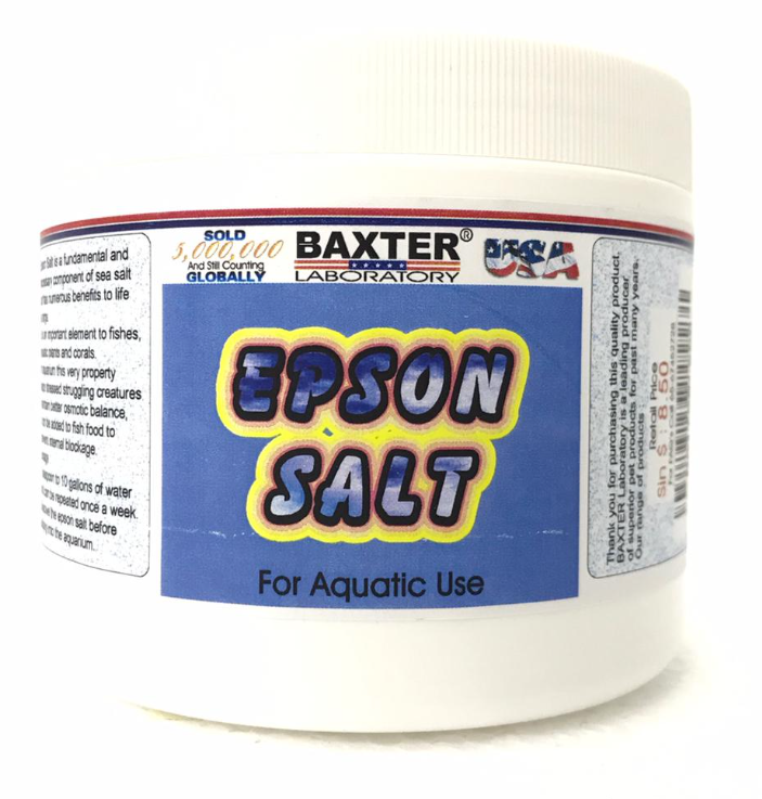 BAXTER (AQUA) Epson Salt (500ml)