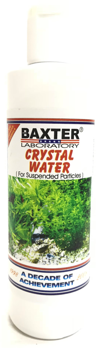 BAXTER (AQUA) Crystal Water