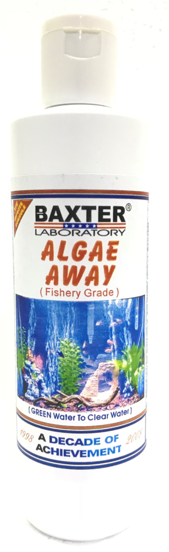 BAXTER (AQUA) Algae Away ( Fishery Grade )