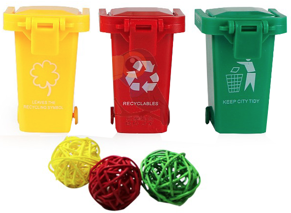 FIDS-PLAY TRAINING (Rubbish Bin / 3pc Balls)