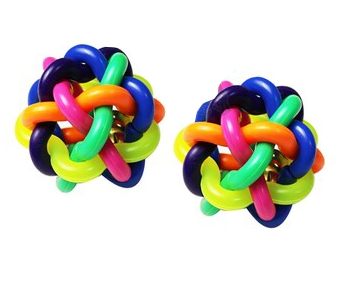 FIDS-PLAY TRAINING (Rubber Ball / 6cm / 1Pc)