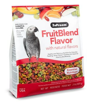ZUPREEM FruitBlend® Flavor with Natural Flavors (For Parrots & Conure)