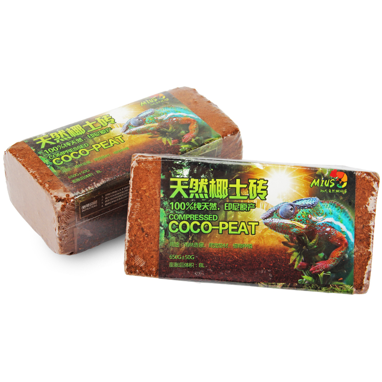 MIUS Coconut Brick