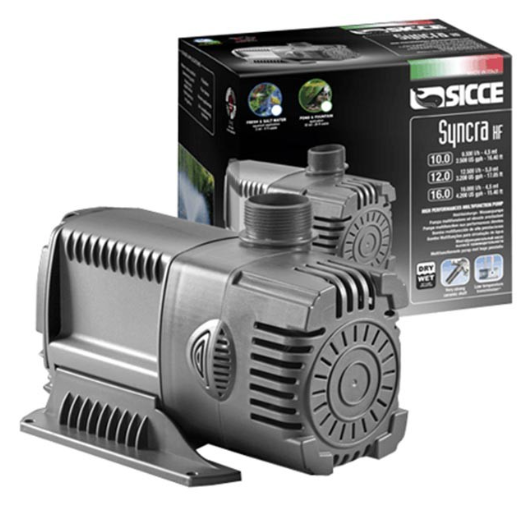 SICCE Recirculation Pump (High Flow Syncra HF 10 / 9500L/Hr)