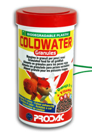 PRODAC Coldwater Granules (90g)
