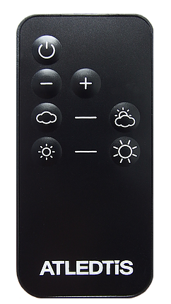 ATLEDTiS R-1 (Remote Controller for Cookie/E Series)