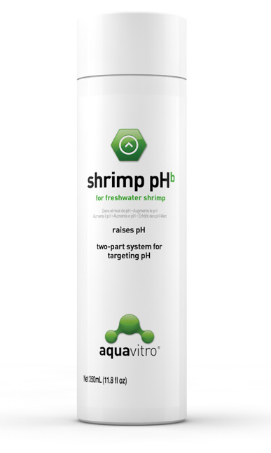 SEACHEM AQUAVITRO Shrimp pH-B (150ml)