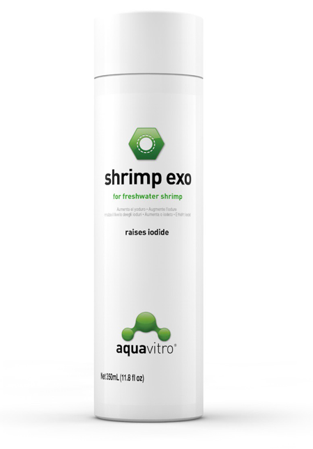 SEACHEM AQUAVITRO Shrimp Exo (150ml)