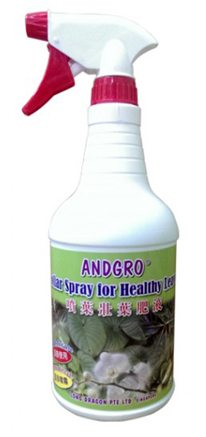 ANDGRO Foliar Spray for Healthy Leaves (1L)