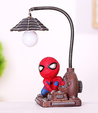 TERRA SUPERHERO Night Light (Spider Man 1 / 8x10x18cm)