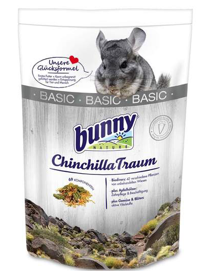 BUNNY NATURE Chinchilla Dream BASIC (750g)