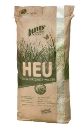 BUNNY NATURE Hay from Nature Conservation Meadows (600g)