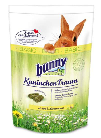 BUNNY Nature Rabbit Dream BASIC (750g)