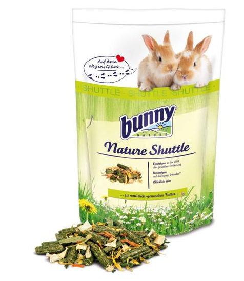 BUNNY Nature Shuttle Rabbit (600g)