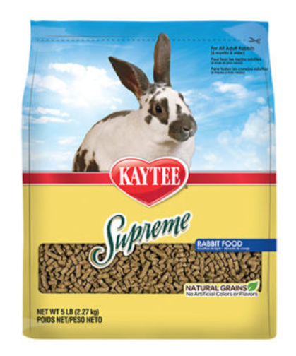KAYTEE Supreme Rabbit (5lb)