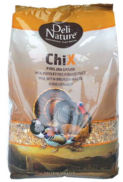 DELI NATURE ChiX Broken Grain Mix (4KG)