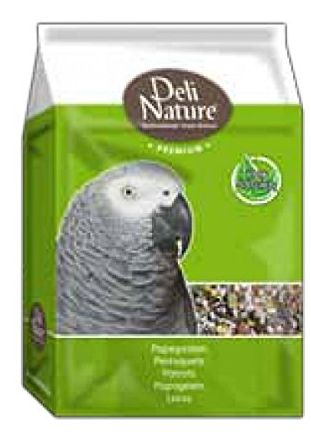 DELI NATURE Premium Parrots (With Fruits / 3KG)