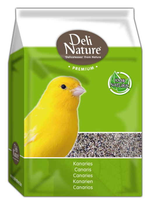 DELI NATURE Premium Canary Mixture (1KG)