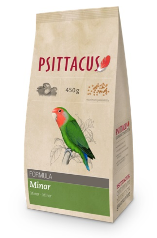 PSITTACUS Formula Minor (Love Bird / 12Kg)