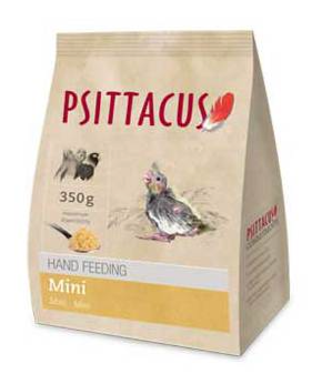 PSITTACUS Hand Feeding (Mini Porridge / 350g)