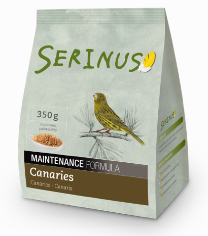 SERINUS Maintenance (Canaries / 350g)
