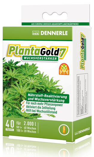 DENNERLE PlantaGold 7 (20 Caps)