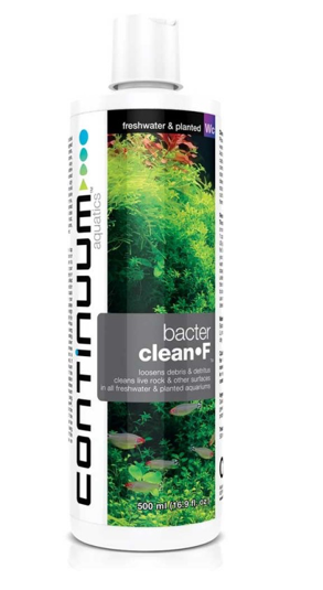 CONTINUUM BacterClean-F (125ml)
