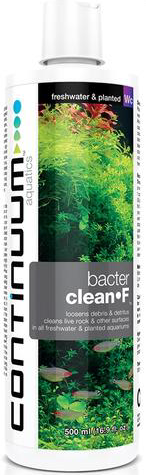 CONTINUUM BacterGen-F Freshwater Microbe Culture (500ml)
