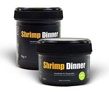 GLASGARTEN Shrimp Dinner (Pads / 35g)