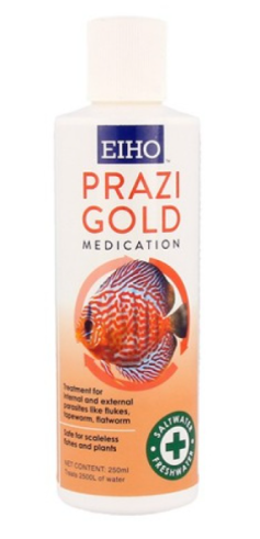 EIHO Prazi Gold (120ml)