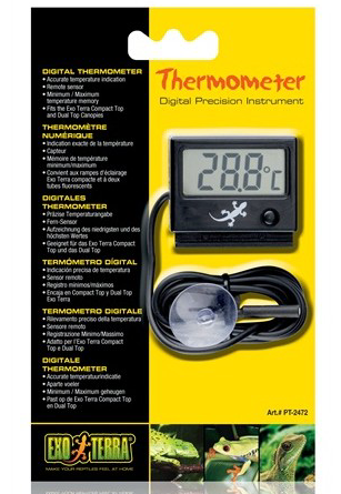 EXOTERRA Digital Thermometer (Digital Precision)