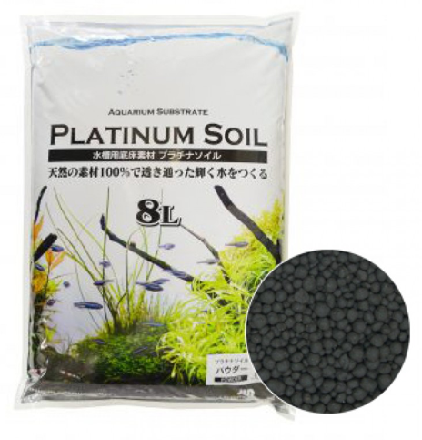 JUN Platinium Soil (Black Powder / 8L)