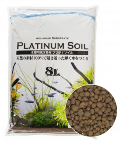 JUN Platinium Soil (Brown Powder / 8L)