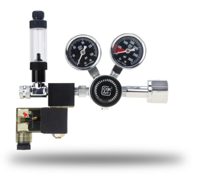 CO2 ART PRO-SE Series Regulator (W21.8x14)