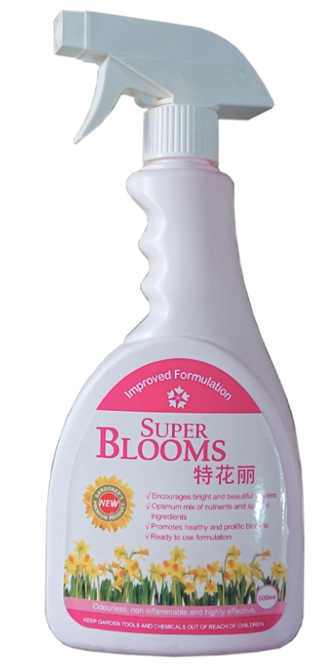 Super Bloom (500ml Spray Btl) 特花丽
