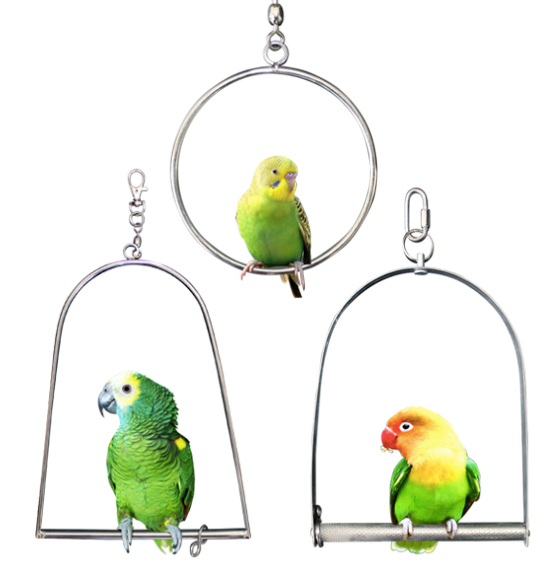 FIDS-PLAY SWING PERCH (METALLO Series)