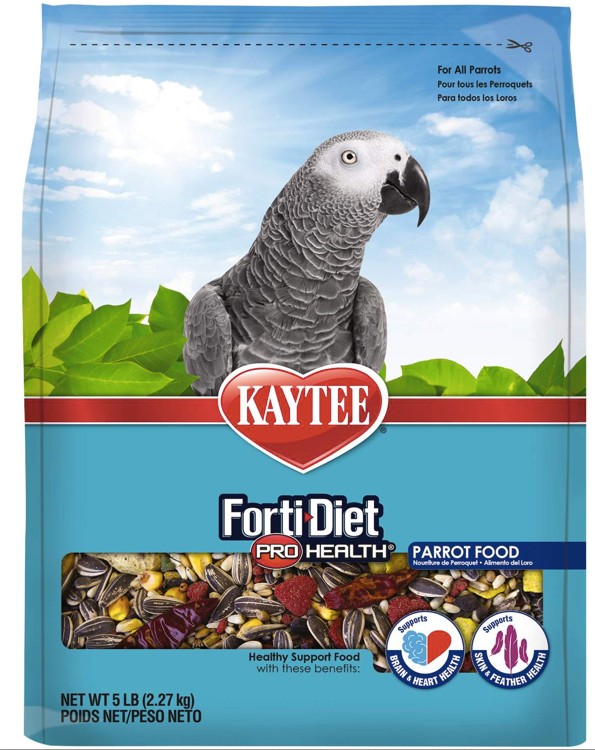 KAYTEE FORTI-DIET Pro Health Parrot Food (5lb)