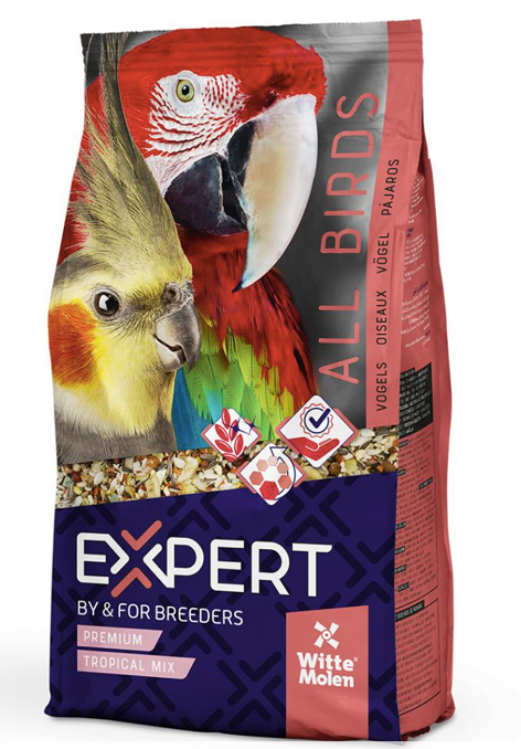 WITTE MOLEN EXPERT Tropical Mix (800g)