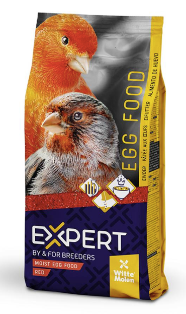 WITTE MOLEN EXPERT Eggfood Red (400g)