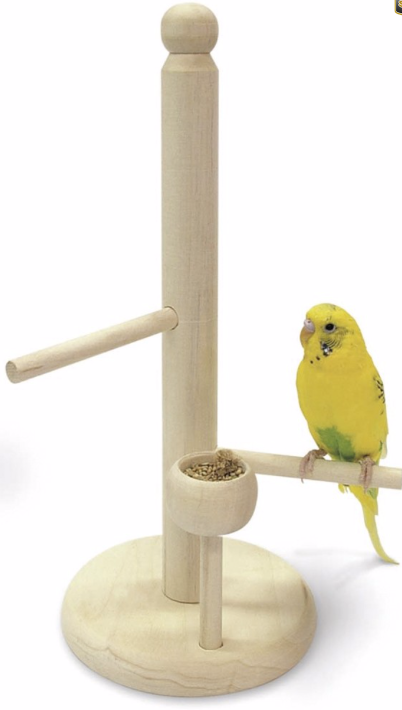MARUKAN Wooden Tower For Birds (MB16)