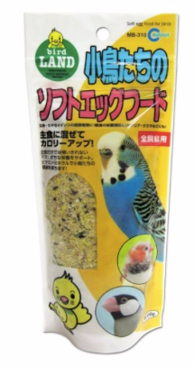 MARUKAN Soft Egg Food for Birds (MB310)