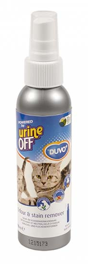 LAROY DUVO+ Urine Off Odour & Stain Remover Spray (118ml)