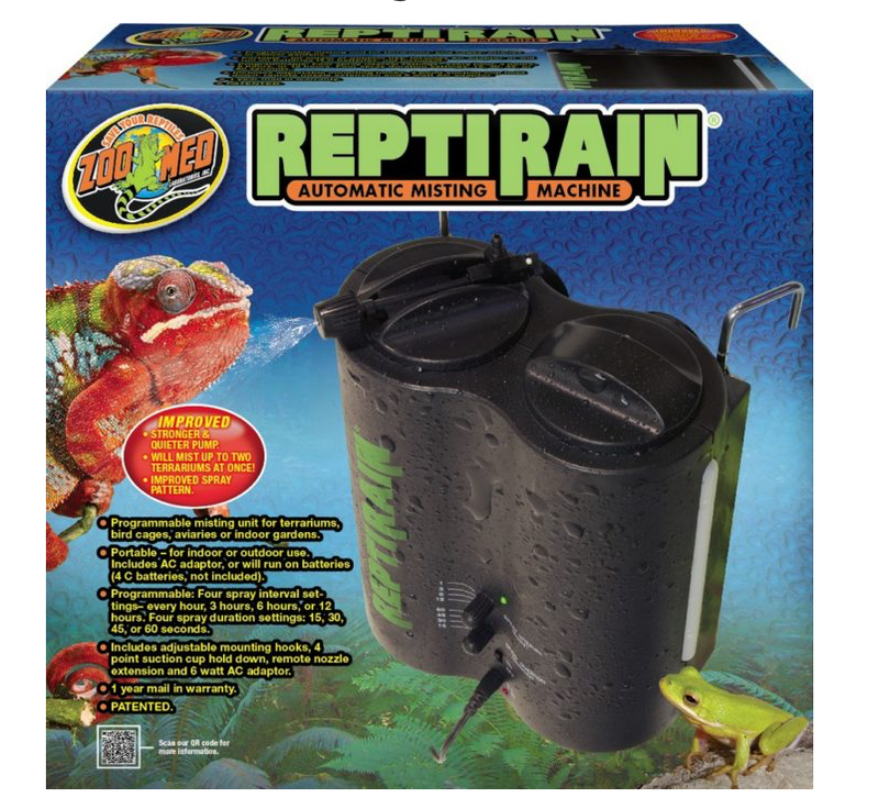 ZOO MED Repti Rain® Automatic Misting Machine