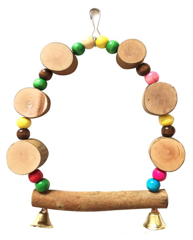 FIDS-PLAY CHEWABLE SWING (Drums Beads)
