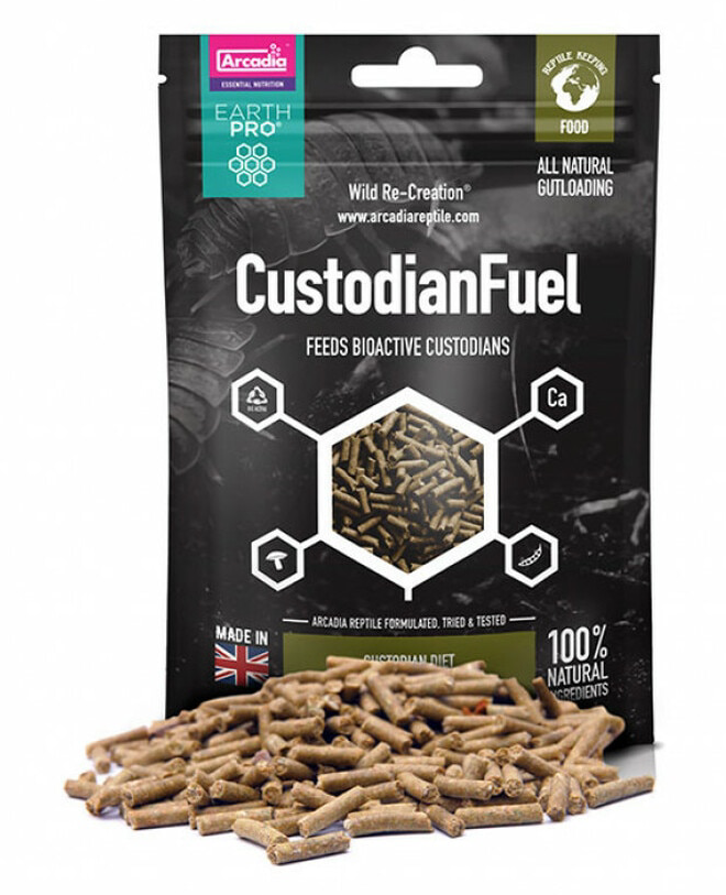 ARCADIA Earth Pro Custodian Fuel (80g)