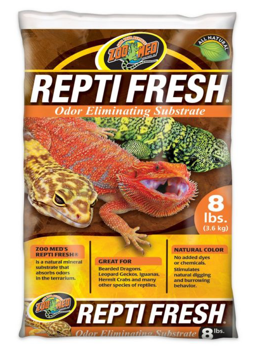 ZOO MED ReptiFresh Odor Eliminating Substrate (3.6Kg)