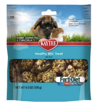 KAYTEE FDPH Healthy Bits Rabbit (4.5oz)